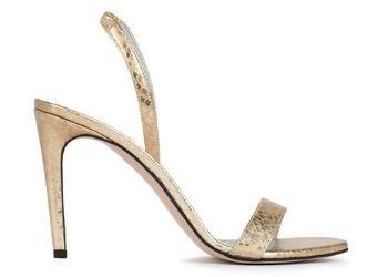 Aera New York Alexandria vegan heeled sandals