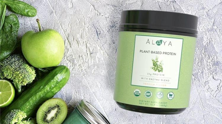 Alaya Naturals Organic Vegan Protein Powder During Pregnancy