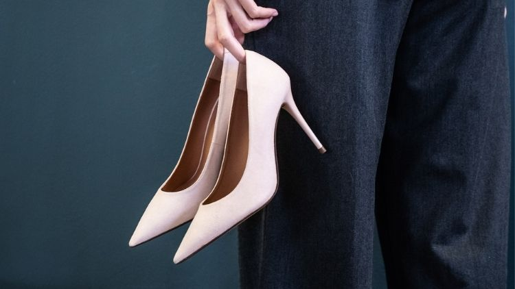 Allkind vegan heels