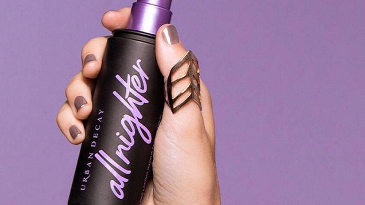 Best Vegan Makeup Setting Spray