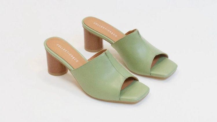 Collection & Co vegan heels