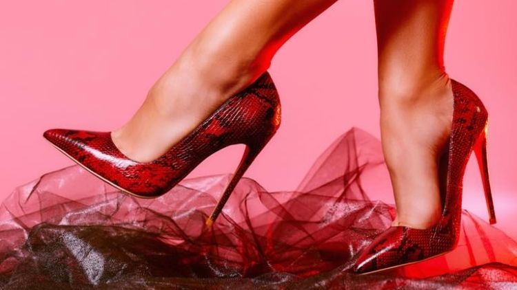 Cult Of Coquette vegan heels