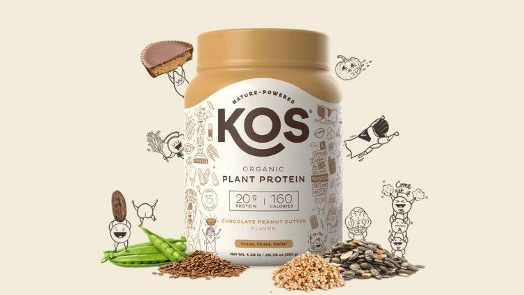 Kos Best Vegan Protein Powder