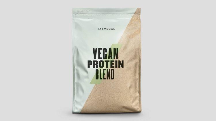MyVegan Affordable Vegan Protein Powder Blend