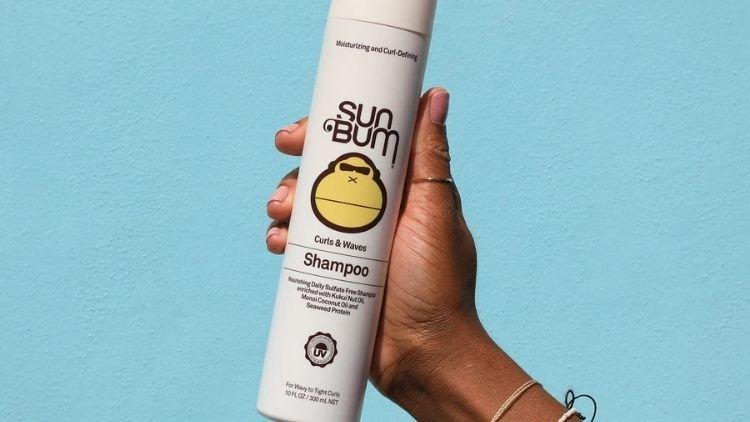 Shampoos by hair type Sun Bum