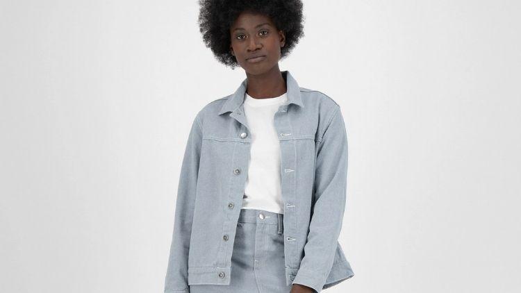 Vegan denim jackets Mud Jeans