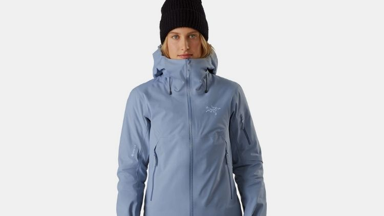 Vegan ski jackets Arc'teryx