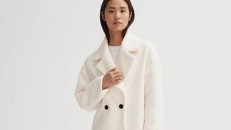 Vegan wool coats Noize