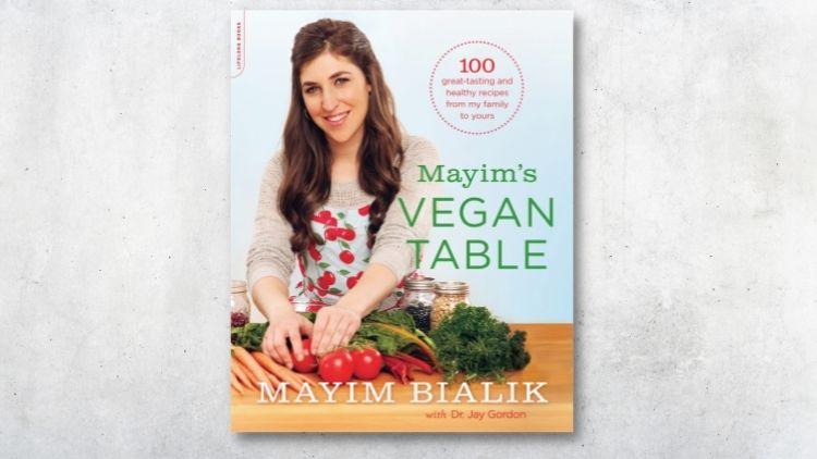 celebrity vegan cookbooks