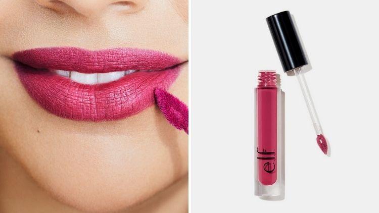 Affordable Vegan Lipstick E.l.f. Liquid Matte