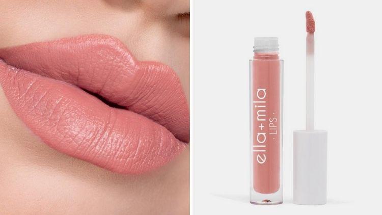 Hypoallergenic Vegan Lipstick Ella + Mila