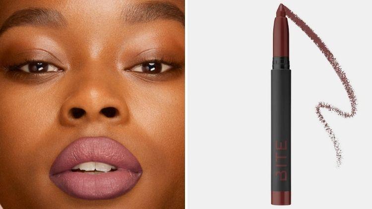 Matte Vegan Lipstick Bite Beauty Power Move