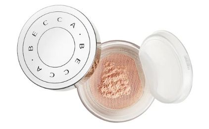 Becca Hydra-Mist Set & Refresh Vegan Setting Powder For Dry Skin