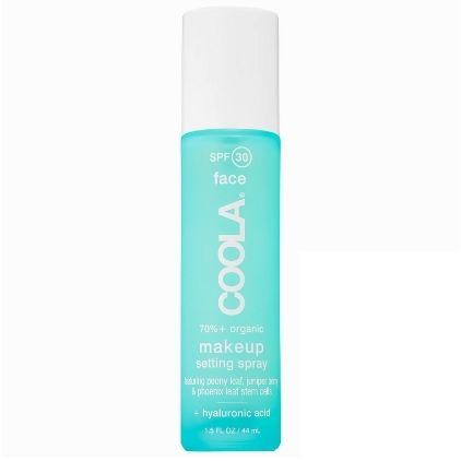 Coola Makeup Setting Spray SPF 30 For Oily Skin