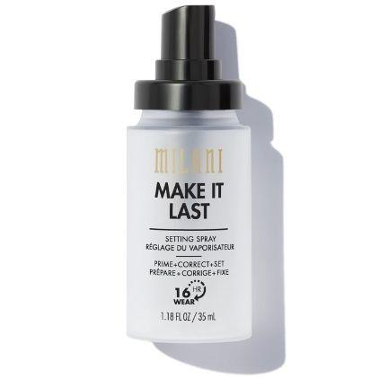 Milani Make It Last 3-in-1 Affordable Vegan Setting Spray