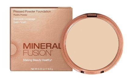 Mineral Fusion Vegan Setting Powder For Sensitive Skin