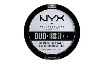 NYX Duo Chromatic Illuminating Powder Vegan Highlighter