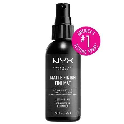 NYX Matte Finish Vegan Setting Spray