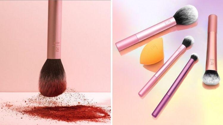 Real Techniques Vegan Makeup Brushes