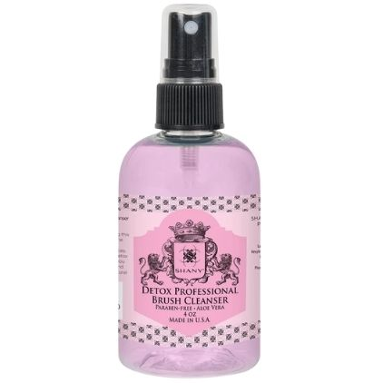 Shany Detox Professional Vegan Makeup Brush Cleanser