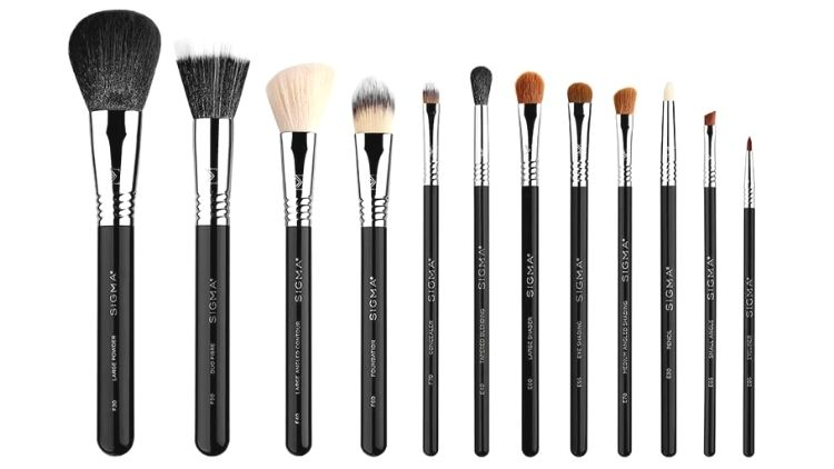 Sigma Beauty Essential Vegan Makeup Brush Kit