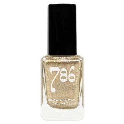 786 Cosmetics Breathable Metallics Vegan Nail Polish