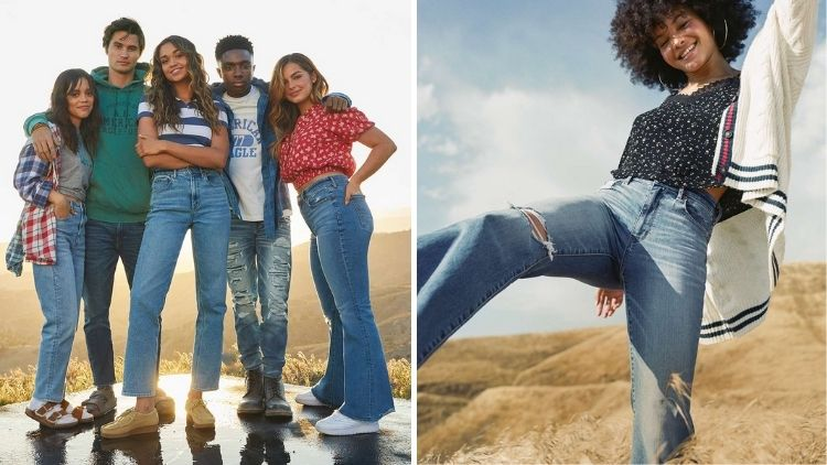 American Eagle Vegan Jeans