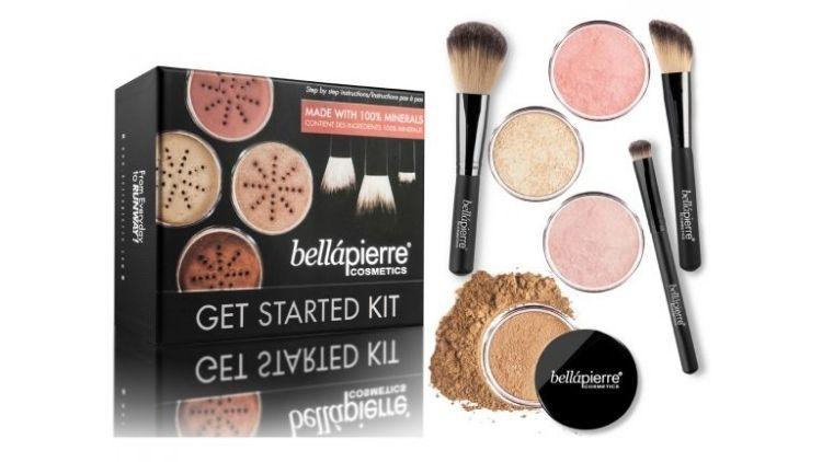 Bellapierre Get Started Vegan Mineral Makeup Kit