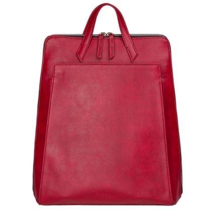 Canussa Urban Slim Vegan Leather Backpack