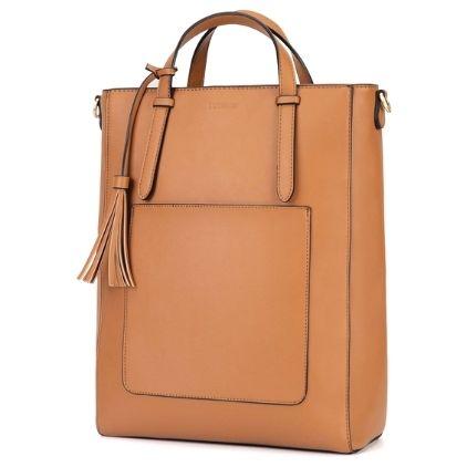 Ecosusi Convertible Vegan Backpack Purse
