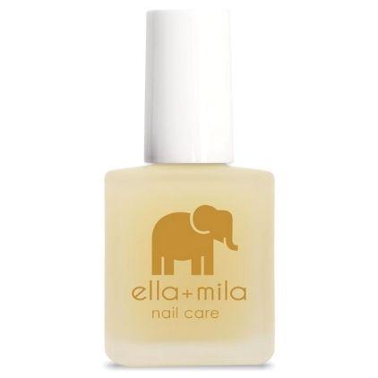 Ella+Mila All About The Base Basecoat Vegan Nail Polish