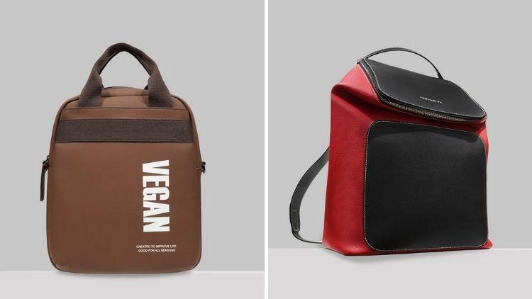 Expressions NYC Vegan Backpacks