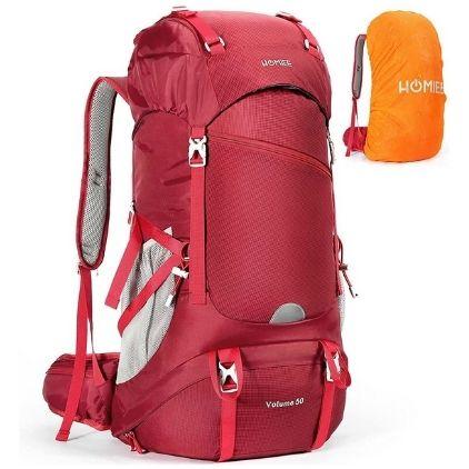Homiee Vegan Hiking Backpack 50l