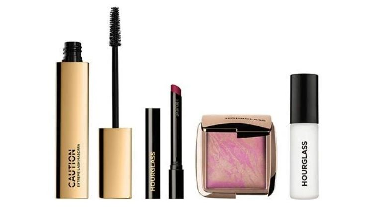 Hourglass Essentials Set Vegan Makeup Kit