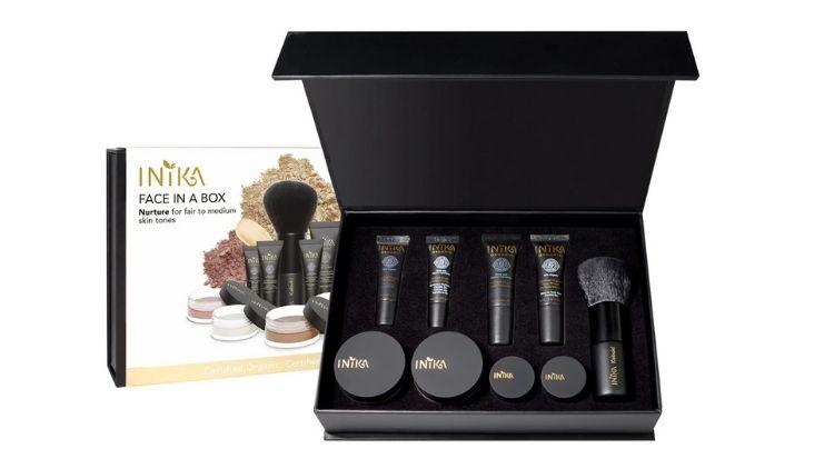 Inika Face in a Box Vegan Makeup Kit