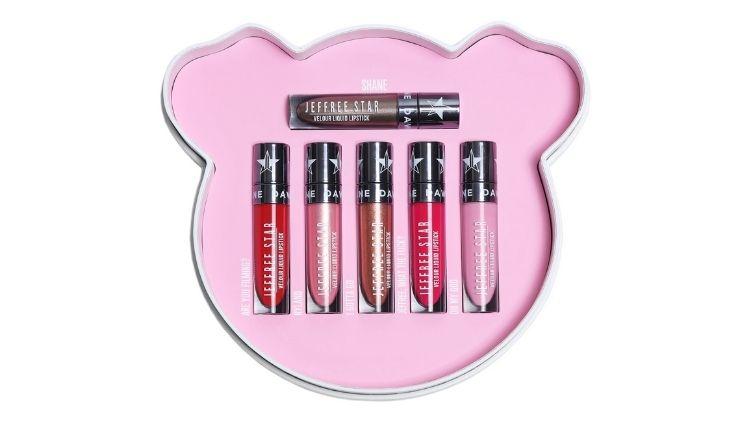Jeffree Star Shane Pig Bundle Vegan Lipstick Set