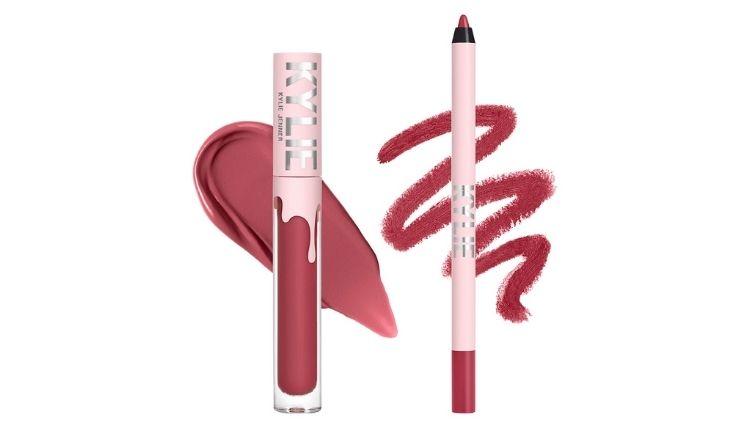 Kylie Cosmetics Matte Vegan Lip Kit
