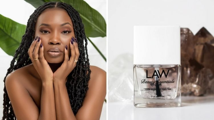 Law Beauty Essentials Vegan Nail Polishes