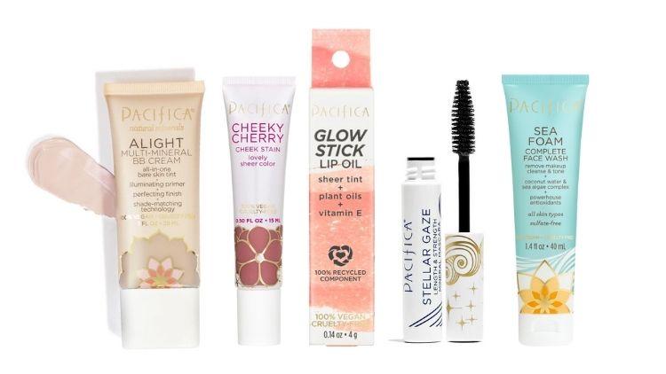 Pacifica The Clean Makeup Kit Vegan