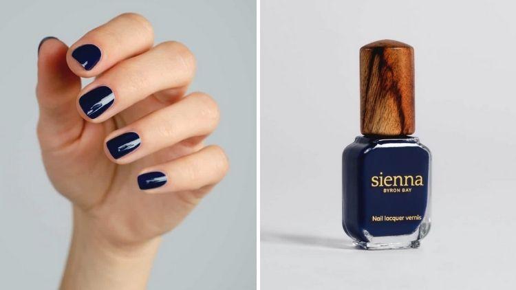 Sienna Vegan Nail Polishes