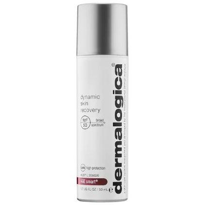 Dermalogica Dynamic Skin Recovery SPF 50 Vegan Sunscreen Moisturizer