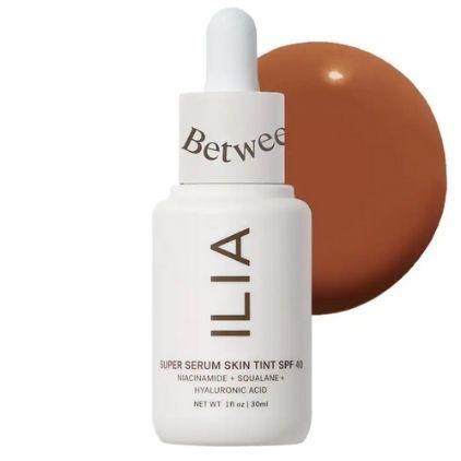 Ilia Super Serum Skin Tint SPF 40 Vegan Sunscreen Foundation