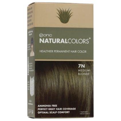 Onc Naturalcolors Permanent Vegan Hair Dye For Sensitive Scalp